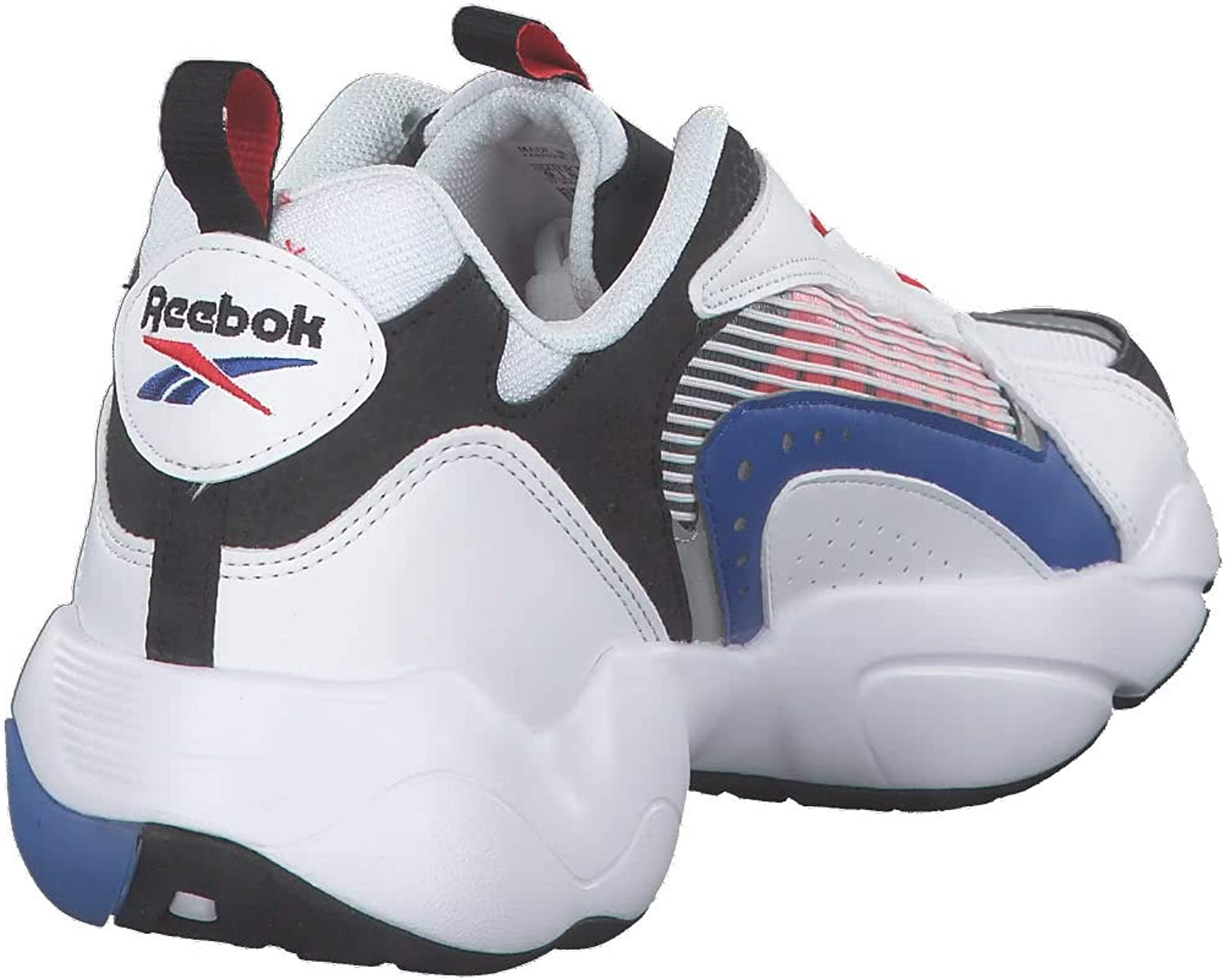 Details about  /Reebok Royal Pervader Sneaker   Size 13    White//Humble Blue//Primal Red  EH2480