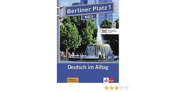 Berliner platz neu lehr und arbeitsbuch 1 mit 2 cds zum berliner platz neu lehr und arbeitsbuch 1 mit 2 cds zum arbeitsbuchteil cidalia martins 9783126060257 amazon books fandeluxe Image collections
