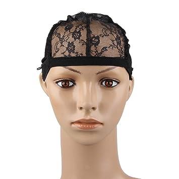 Beauty7 Wig Cap Cap de Perruque Chapeau pour Extension de Cheveux Lace  Filet A Cheveux Chapeaux Bonnet Perruque Deguisement DIY Amazon.fr Beauté  et Parfum