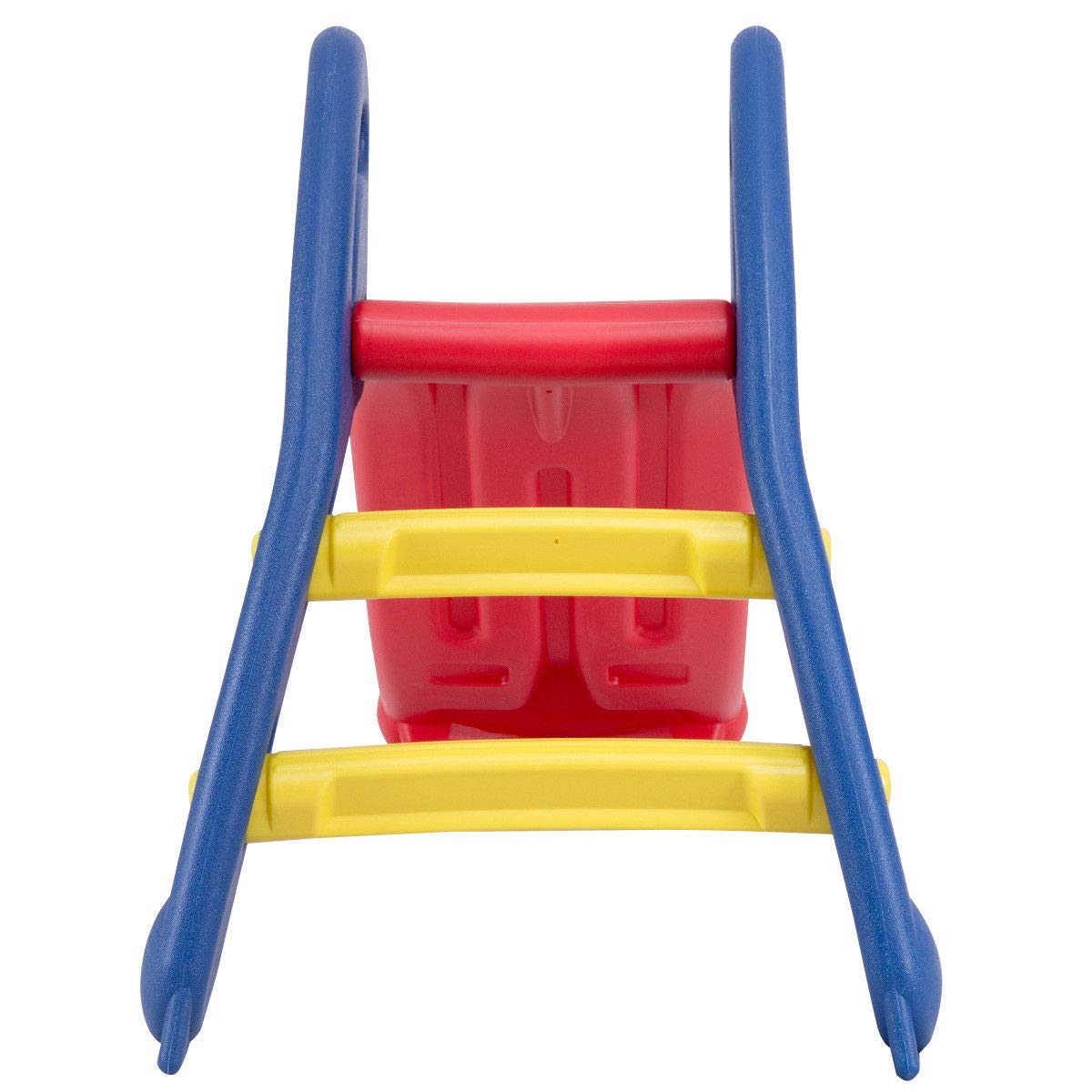 Heavens Tvcz Slide Plastic Folding Kids Fun Toy Up-Down Children Play Fun Step Rails Toddler Big High Side Portable Outdoor Indoor by Heavens Tvcz (Image #4)