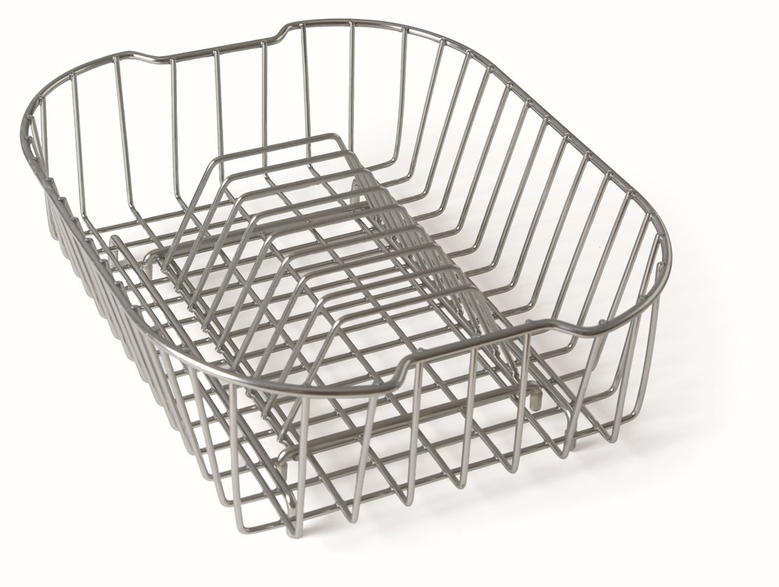 Franke CP-50C Regatta Compact Coated Stainless Steel Drain Basket by FrankeUSA