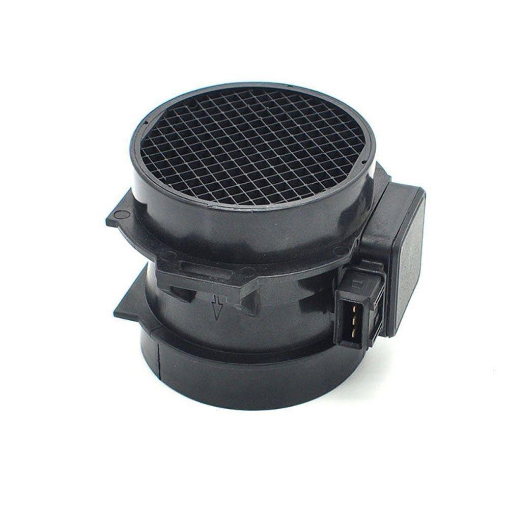 Mass Air Flow Sensor Meter MAF for BMW E36 E39 E46 3 Series 5 Series Z3 Series Land Rover Freelander Suzuki Verona /& Volvo S40 V40 2.5L 2.8L Edition Replace # 5WK9605 13621432356