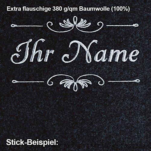 Halfar® Tasche mit Namen Jule bestickt - personalisierte Filz-Umhängetasche ISpPtX0rO