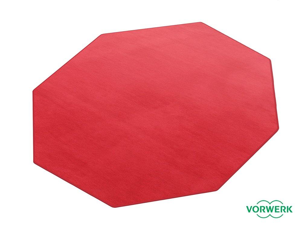 Vorwerk Bijou Bijou Vorwerk rubinrot der HEVO® Teppich | Spielteppich nicht nur für Kinder 160x200 cm 19b1b4
