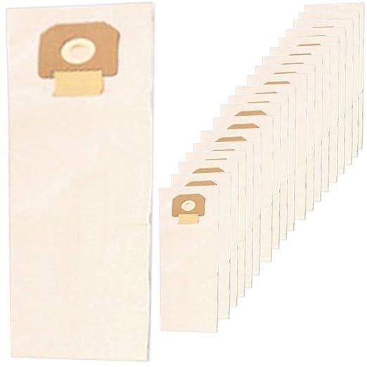 Spares2go - Bolsas de papel para aspiradora Karcher (20 ...