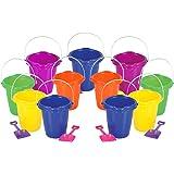 Amazon.com: Juego de cestas de Pascua, cubo de arena: Toys ...