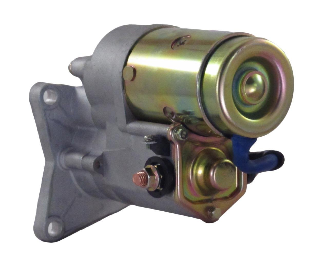 Amazon.com: NEW GEAR REDUCTION STARTER FITS FORD FARM TRACTOR 5000 5100  5200 5340 5600 5610 5900: Automotive