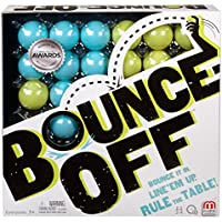 Mattel Bounce Off Game (Blue/Green/Black)