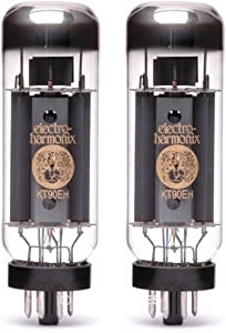 Electro-Harmonix KT90 Power Vacuum Tube, Matched Pair