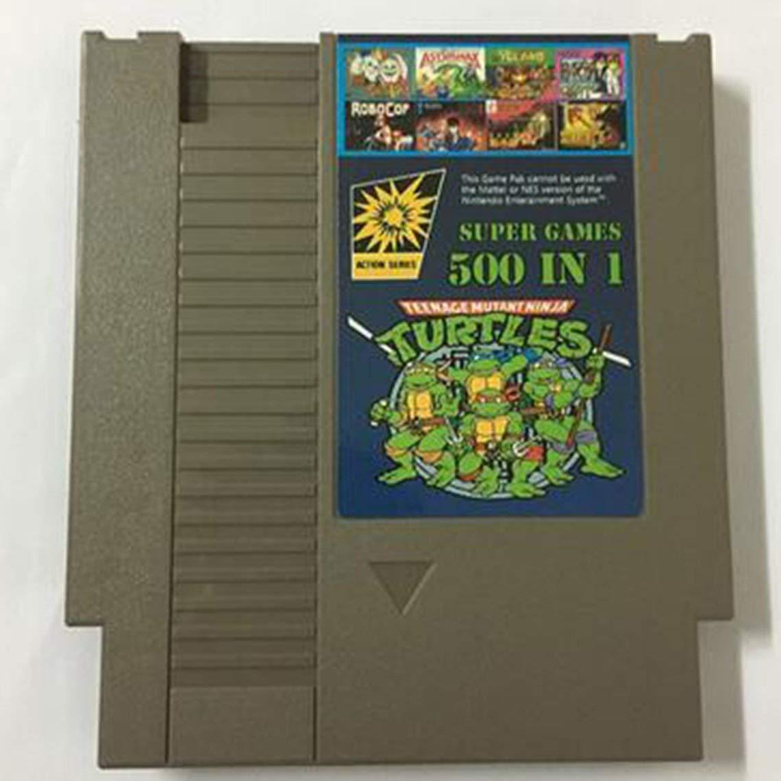 Amazon.es: Zinniaya 500 en 1 para Nintend NES Classic Super ...