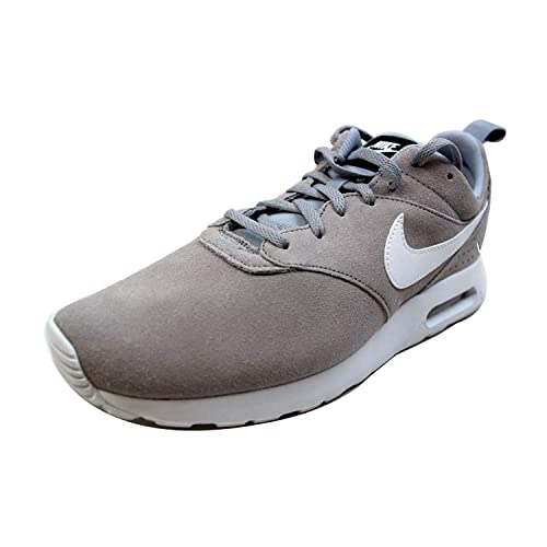 new product 10150 502e3 Nike Air MAX Tavas LTR, Zapatillas de Running para Hombre, Gris Blanco Negro  (Wolf Grey White-Black), 43 EU  Amazon.es  Zapatos y complementos