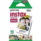 Fujifilm - Films Mini Instax - 86 x 54 mm - Monopack 10 Films