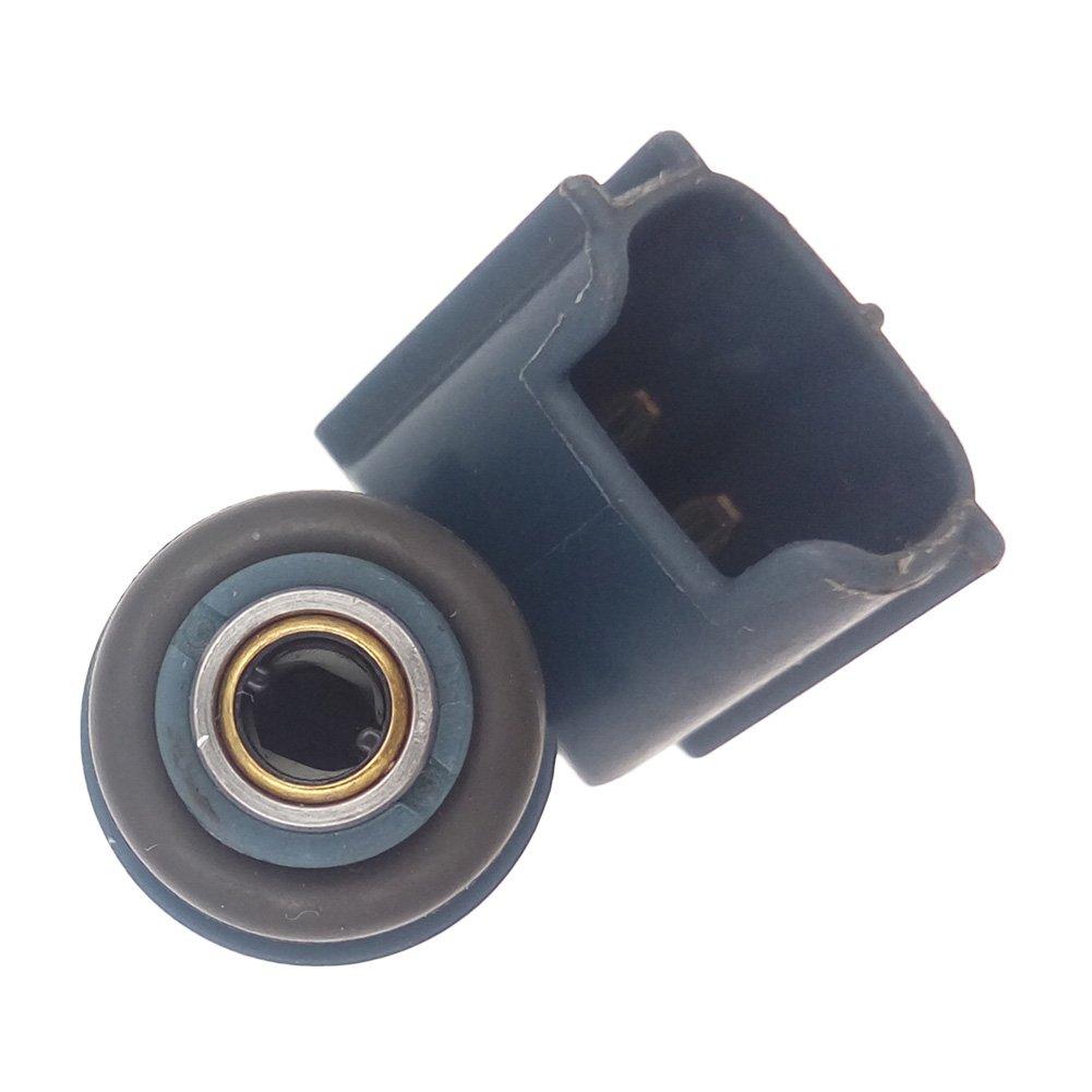 6pcs Set Fuel Injector 12 Holes Fit For 4Runner 2003-2010 FJ Cruiser 2007-2009 Tacoma Tundra 2005-2011 4.0L 23250-0P030 23250-31010