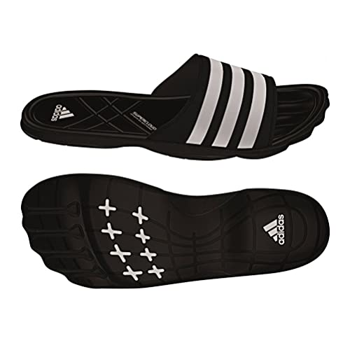 huge selection of 993b5 a5223 Chanclas Complementos Hombre Cf Adidas Zapatos Y es Amazon Adipure EvqxZn7BR
