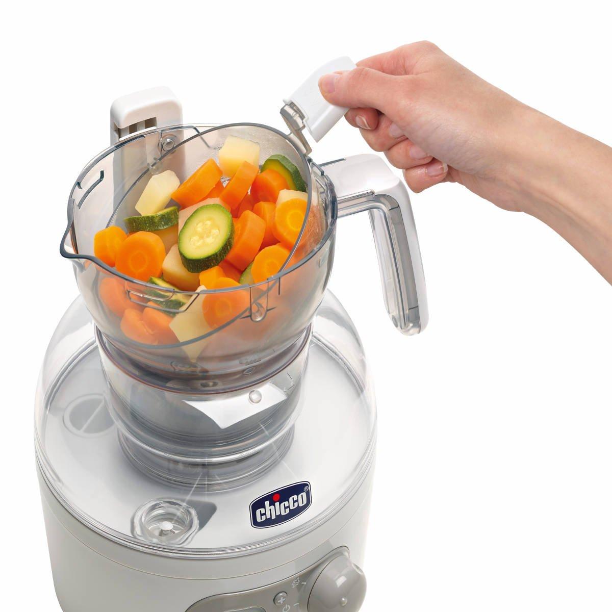 Robot de cocina Chicco Natural Steam