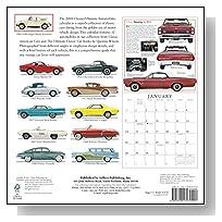 Classics: Ultimate Automobiles 2018 Wall Calendar (CA0117)