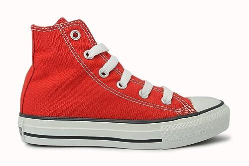 Converse All Star Hi, Zapatillas Altas para Mujer: Amazon.es: Zapatos y complementos