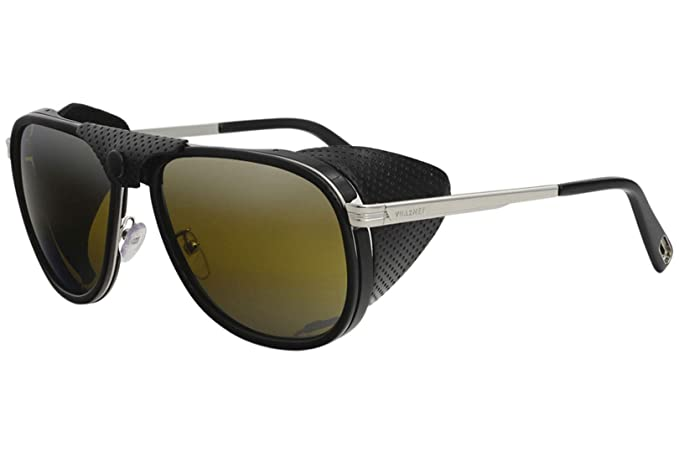 Vuarnet - Gafas de sol - para hombre Negro negro/plateado 61 ...