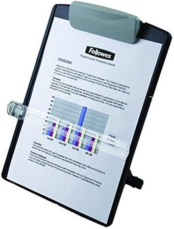 Fellowes Standard Konzepthalter Hält Bis Zu 100 Blatt Graphit Bürobedarf Schreibwaren