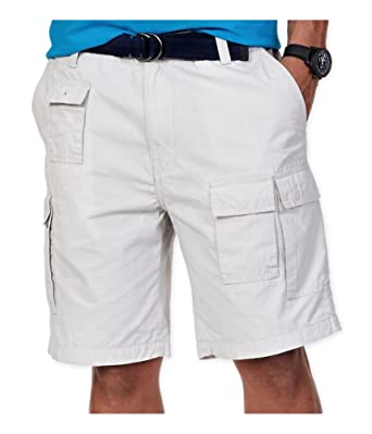 ce66680fe5 Nautica Mens Modern Fit Flight Casual Cargo Shorts | Amazon.com