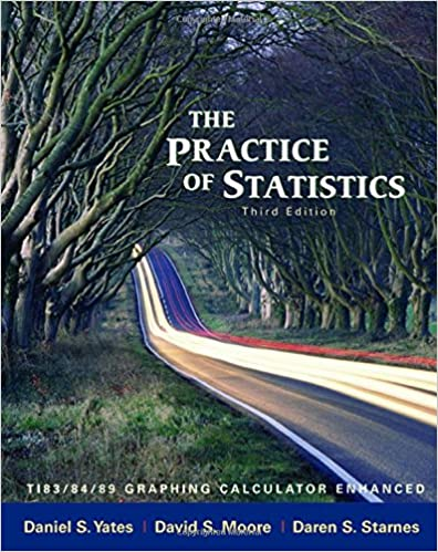 full version the practice of statistics third edition