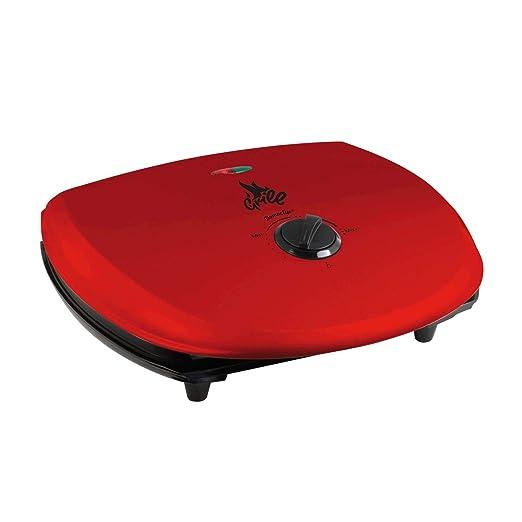 Contacto - Barbacoa plegable con fuerte 1700 W (Multi ...