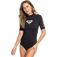 Roxy Whole Hearted - Short Sleeve UPF 50 Rash Vest for Women Short Sleeve UPF 50 Rash Vest