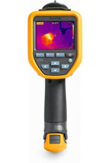 Fluke TIS20 9HZ Thermal Infrared Camera with 3 IR-Fusion Blending Modes, Voice Annotations