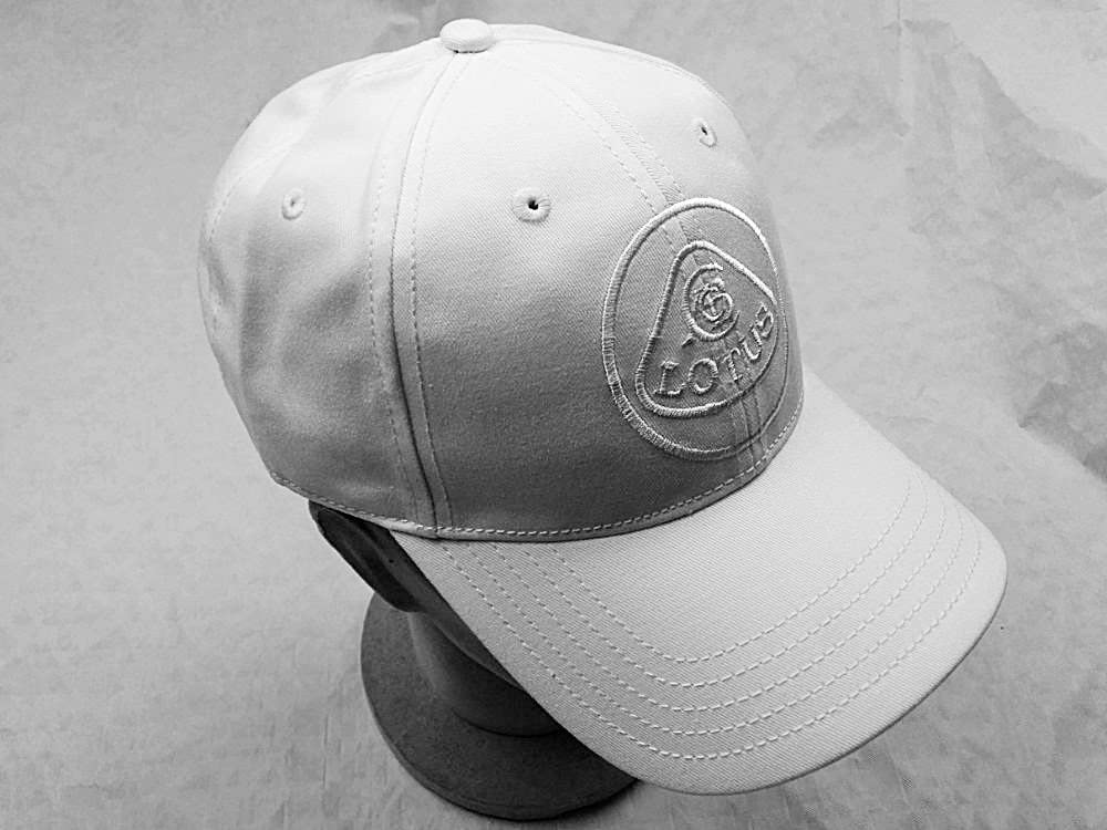 Formula One 1/Team Lotus Originals F1/Vintage Cocarde Blanc Lbm 30/Cap