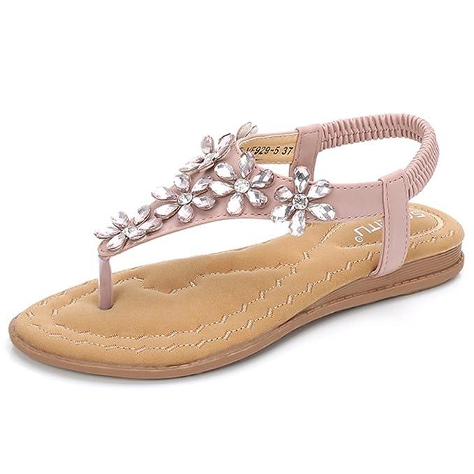 Playa Zapatos T De Forma Mujer Sandalias Para Elásticas En J1Tc3ulKF