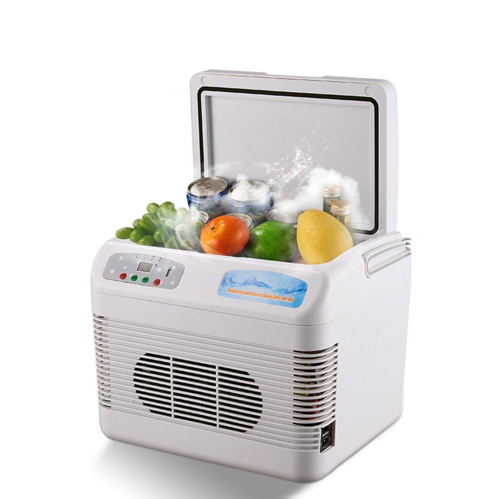 Compra SL&BX Refrigeradores de 12l congelador Coche, 18 Grados ...