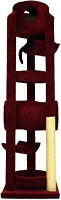 Molly and Friends Deluxe Scratching Post Furniture