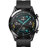 """Huawei Watch GT2 Sport - Smartwatch con Caja de 46 Mm (Hasta 2 Semanas de Batería, Pantalla Táctil Amoled de 1.39"""", GPS…"""