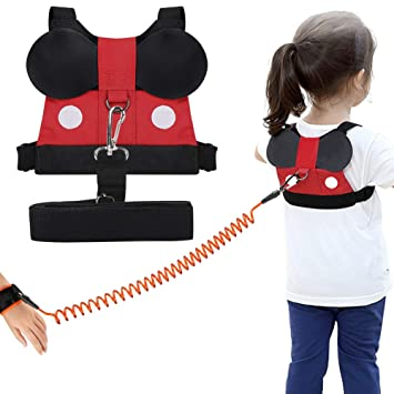 Safety Harness For Toddler Walking Kids Child Restraint Backpack Chest Leash New