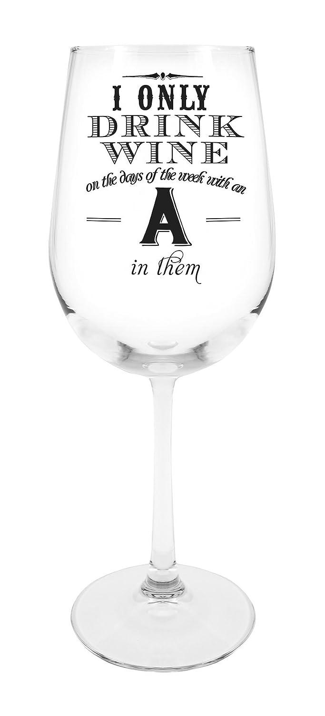 Parent For Medicinal Purposes Only Santa Barbara Design Studio Kitchen JKC Studios Long Stem Wine Glass