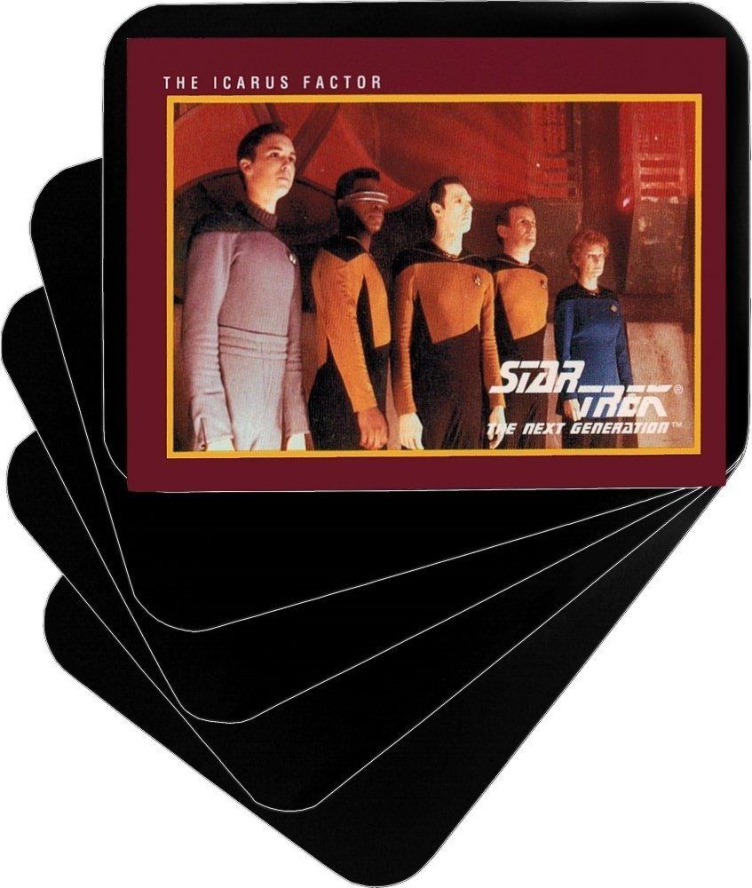 (250) Horizontal Trading Card Divider Cards - Black - 30 Mil - 2-3/4'' x 3-3/4'' - TCNS28BK30