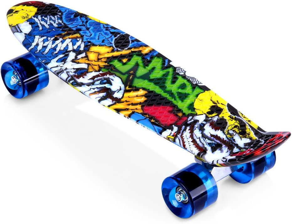 ENKEEO Skateboards 22 Inches Skateboard - 4