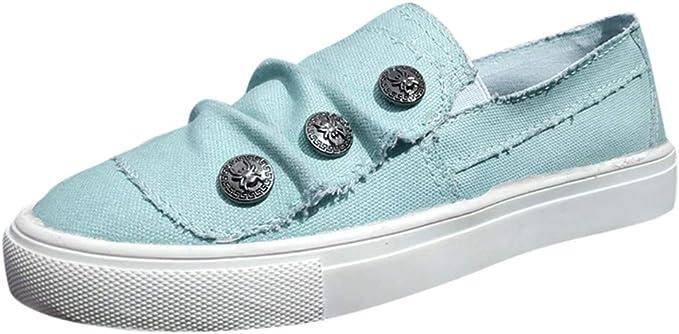 VECDY Zapatos Mujer Verano, 2019 Polaco Zapatillas Al Aire Libre ...