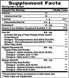 omega 3 6 9 borage - Nature's Bounty, Fish Flax Borage 1200 mg Omega 3-6-9 Softgels, 72 ct
