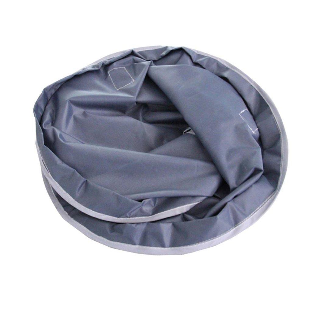 Grau Wawer Neue Baby Dinner Mat Abdeckung Wasserdichte Hochstuhl Tischset 75 25 cm