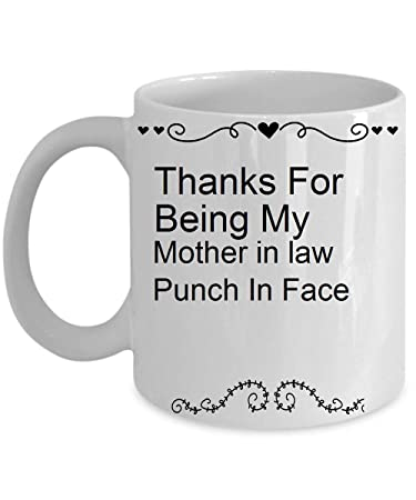 Amazoncom Mother In Law Gift From Daughter In Law Thanks For