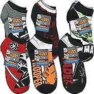 Star Wars Anklet Socks [3 Pack - Size 9-11] - Assorted