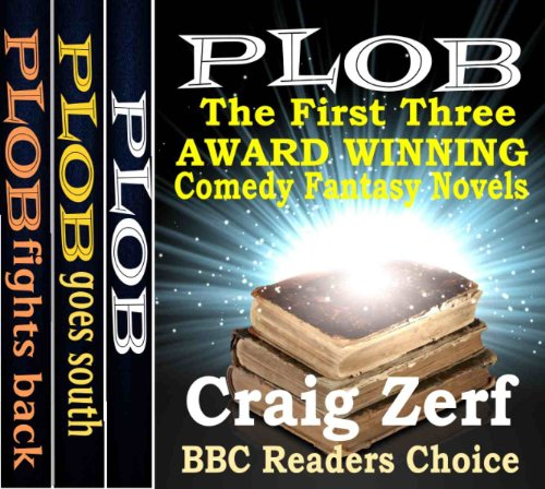 PLOB - Top Humorous Fantasy Books: The first THREE books in ONE Hilarious package