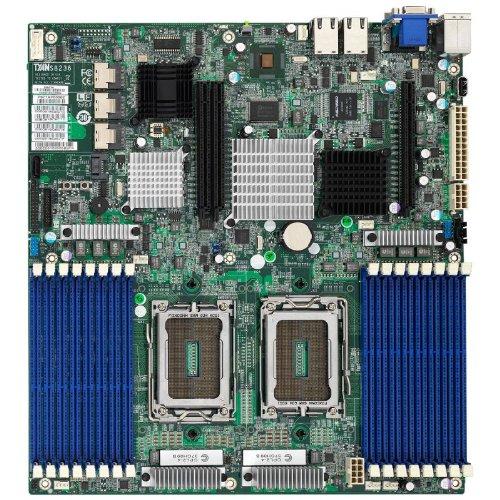 Tyan Cpu Dual (Tyan S8236WGM3NR Dual Opteron 6100/AMD SR5690/DDR3/SAS/V&3GbE/SSI EEB Server Motherboard)