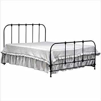 corsican wrought iron bed queen