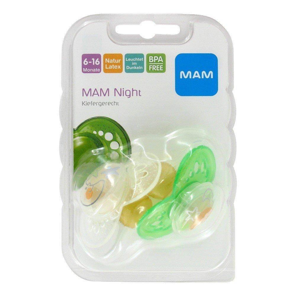 MAM NIGHT LATEX 6-16