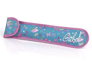 Gabol - Funda Flauta Lulu Azul Rosa. Color: Rosa: Amazon.es ...