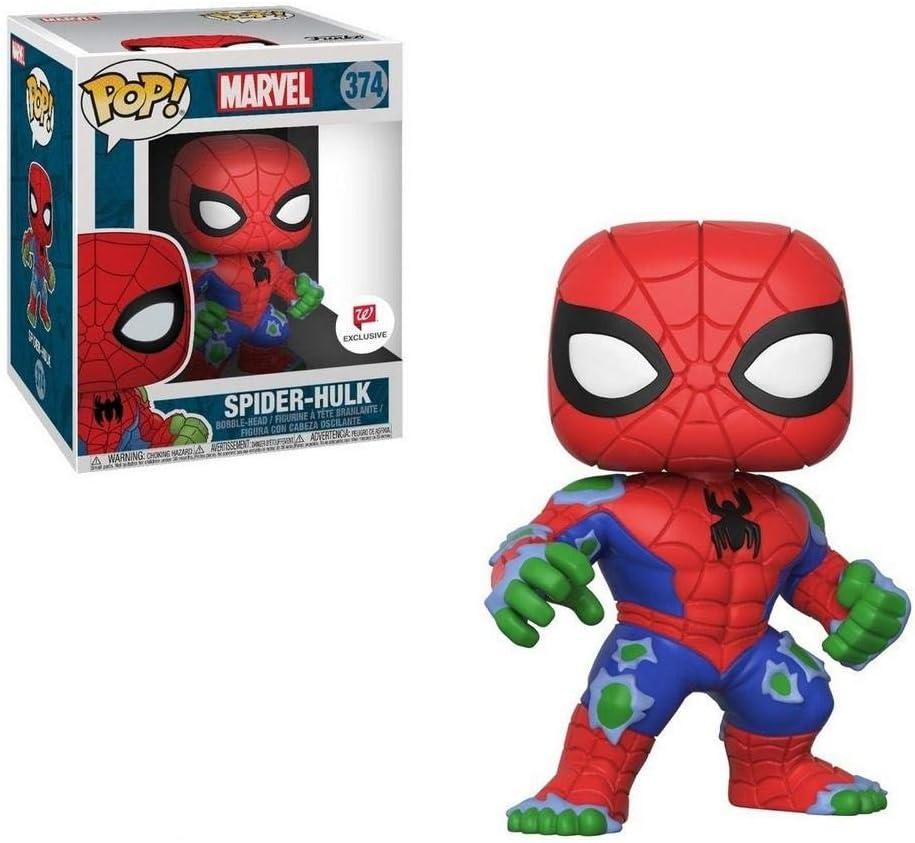 Funko POP! Marvel Spider-Hulk 6
