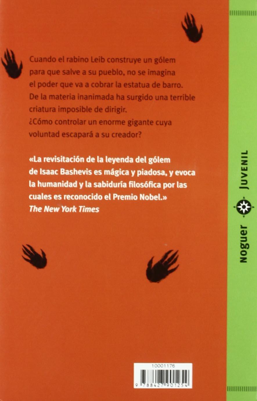 Golem, el coloso de barro / The Golem (Spanish Edition): Isaac Bashevis Singer: 9788427901254: Amazon.com: Books