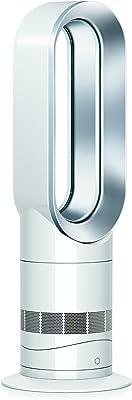 Dyson Hot + Cool Jet Focus AM09 Fan Heater White/Silver (61874-01)